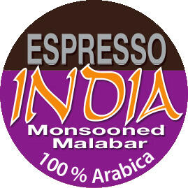Caffe Fausto India Monsooned Malabar 500g