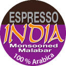 Caffe Fausto India Monsooned Malabar 1000g