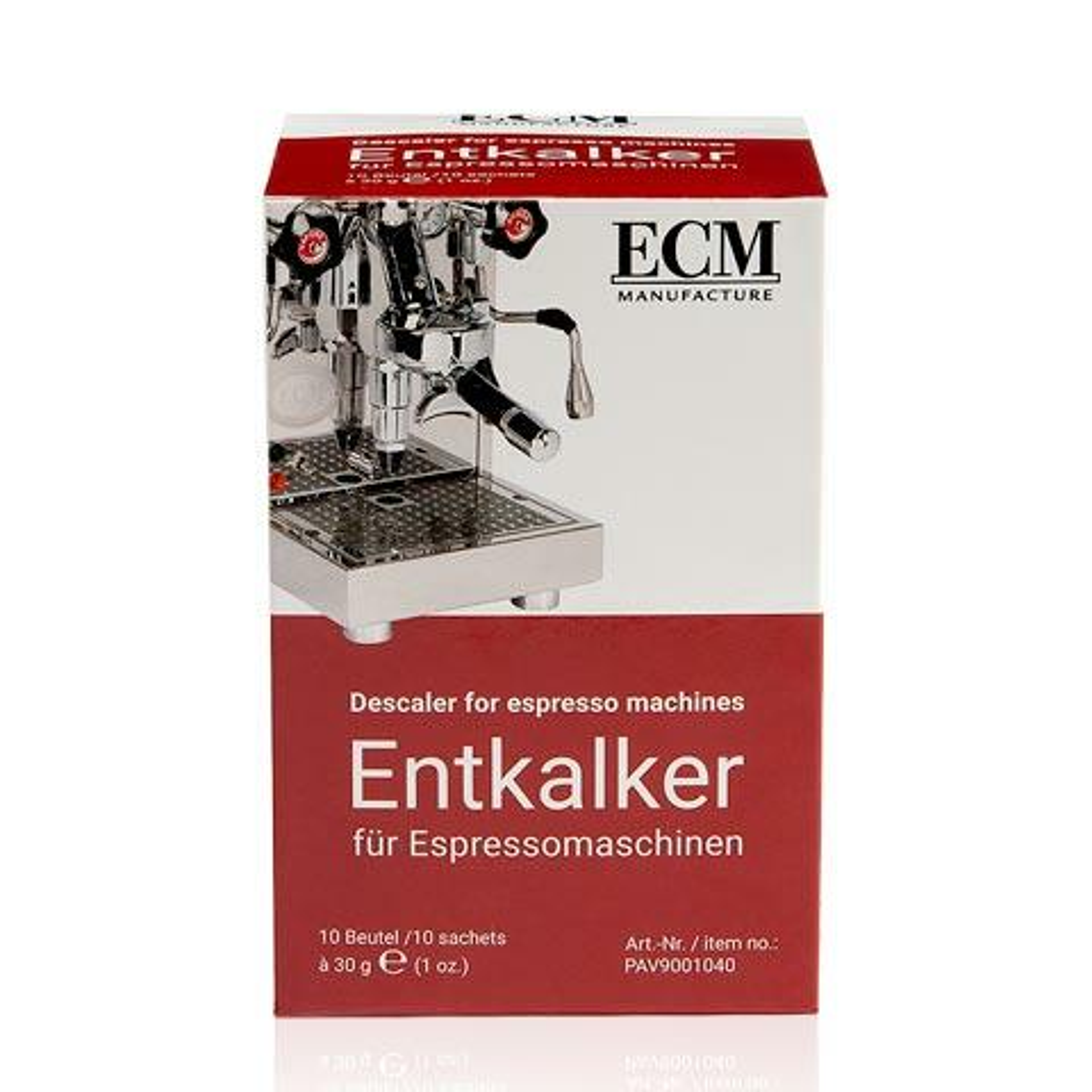 ECM Entkalkungspulver