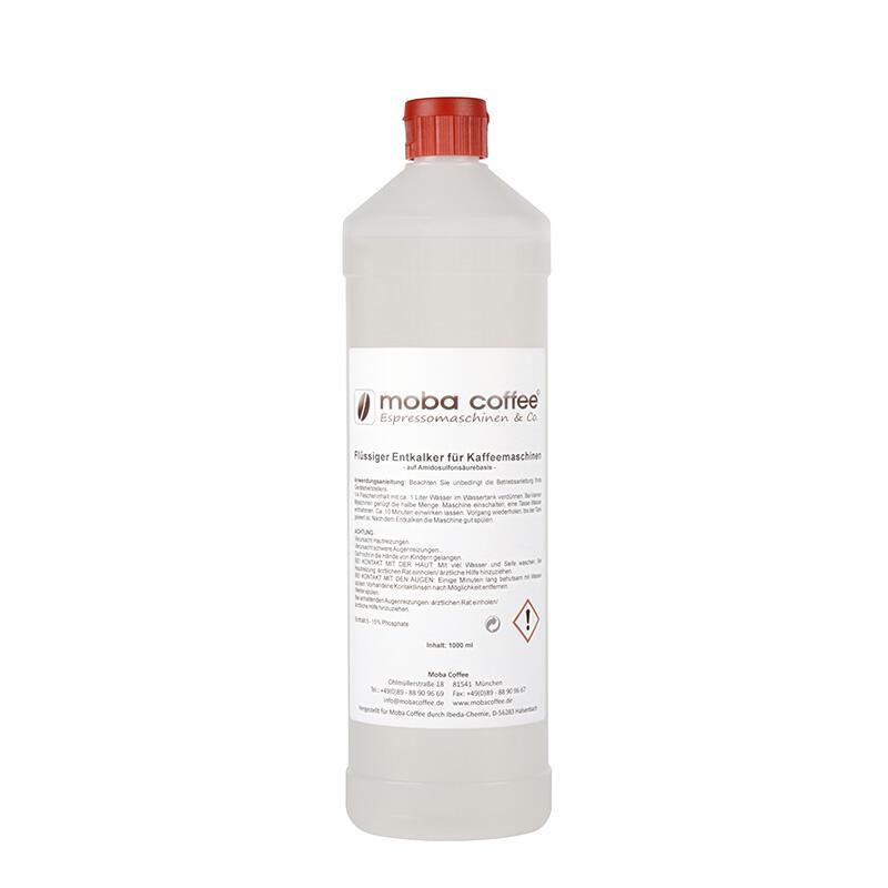 Moba Coffee Spezial Kalklöser flüssig - auf Amidosulfonsäurebasis