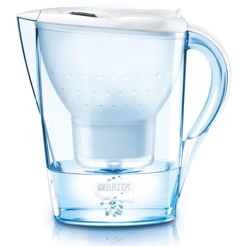 Brita Tischwasserfilter Marella Cool weiß 2,4 L