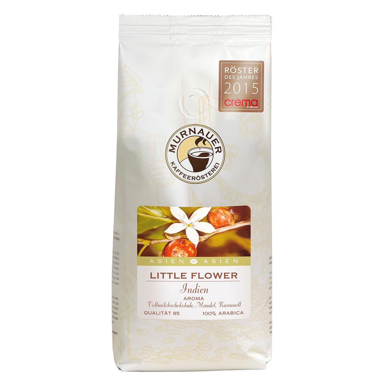 Murnauer Kaffeerösterei Little Flower, Indien 250g Bohnen